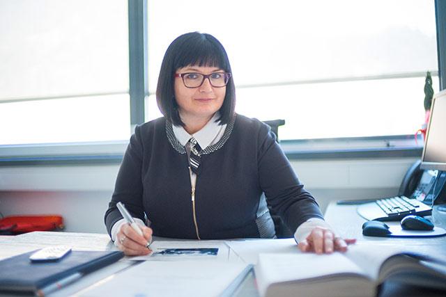 Nataša Luša, članica uprave